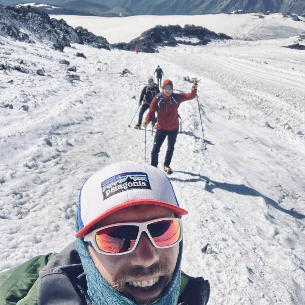 Európa tetején: Elbrusz csúcstámadás-5