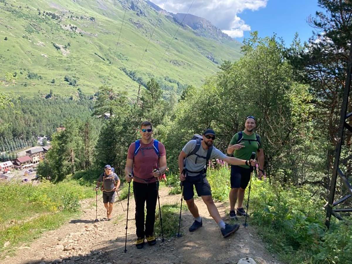 Európa tetején: Elbrusz csúcstámadás-7