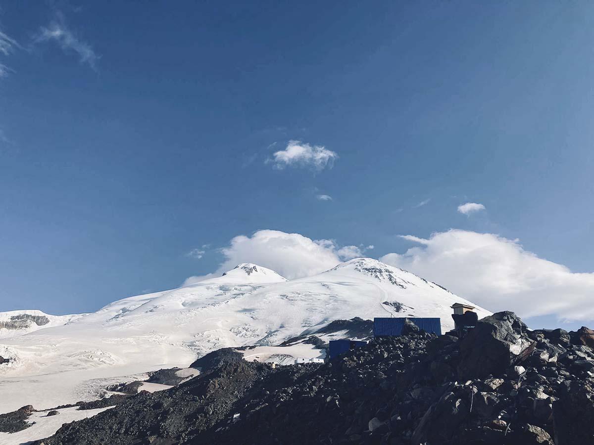 Európa tetején: Elbrusz csúcstámadás-9