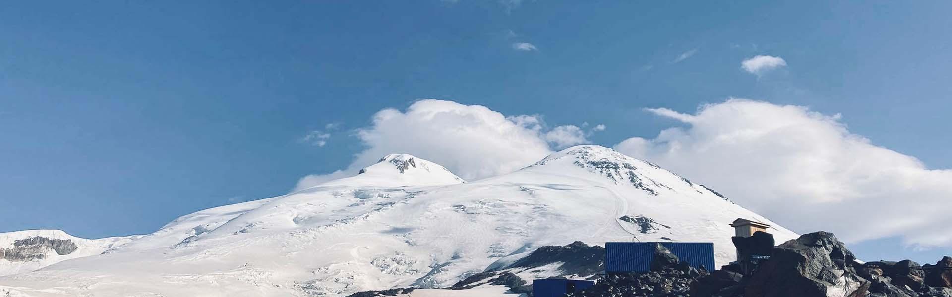 Európa tetején: Elbrusz csúcstámadás
