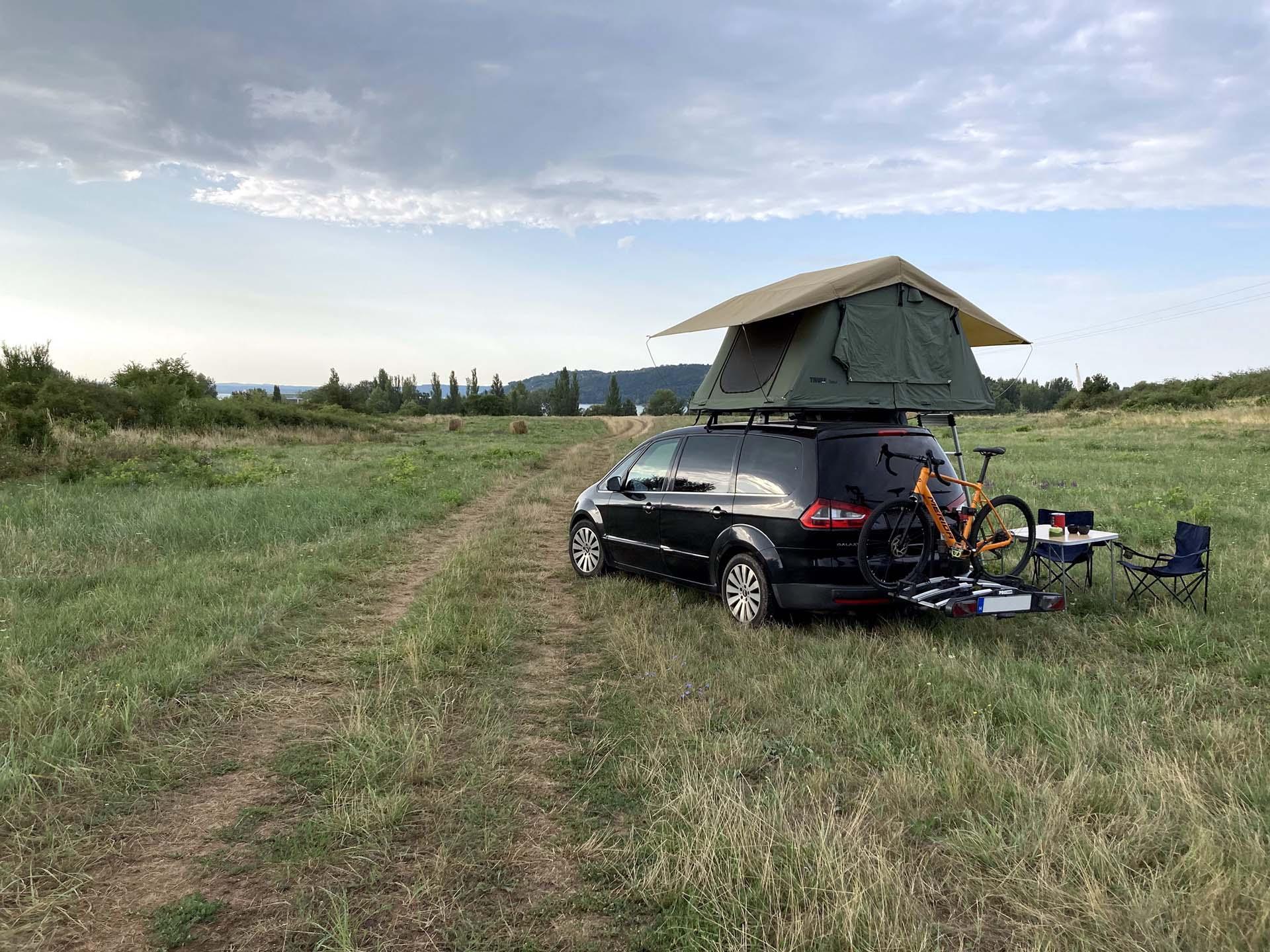 Hátamon a házam - Thule Tepui Kukeman 3 autós tetősátorteszt-7
