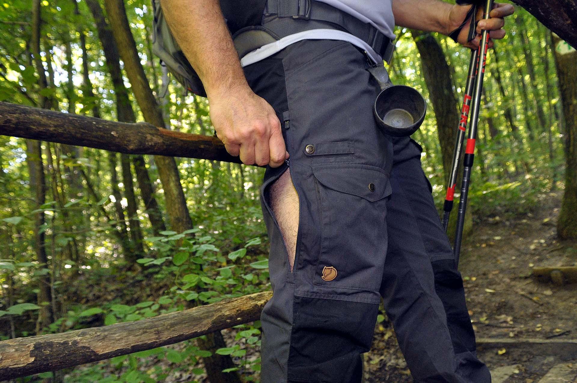 Fjallraven Vidda Pro Ventillated nadrág teszt, avagy mitől más egy 160 euros termék?-6