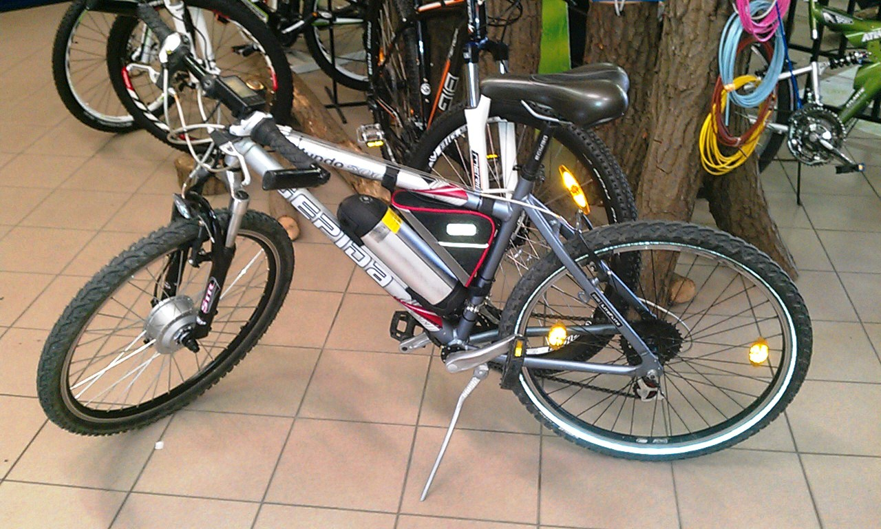 Előremenekülés az ismeretlenbe, avagy az elektromos kerékpárok jövője?!-1