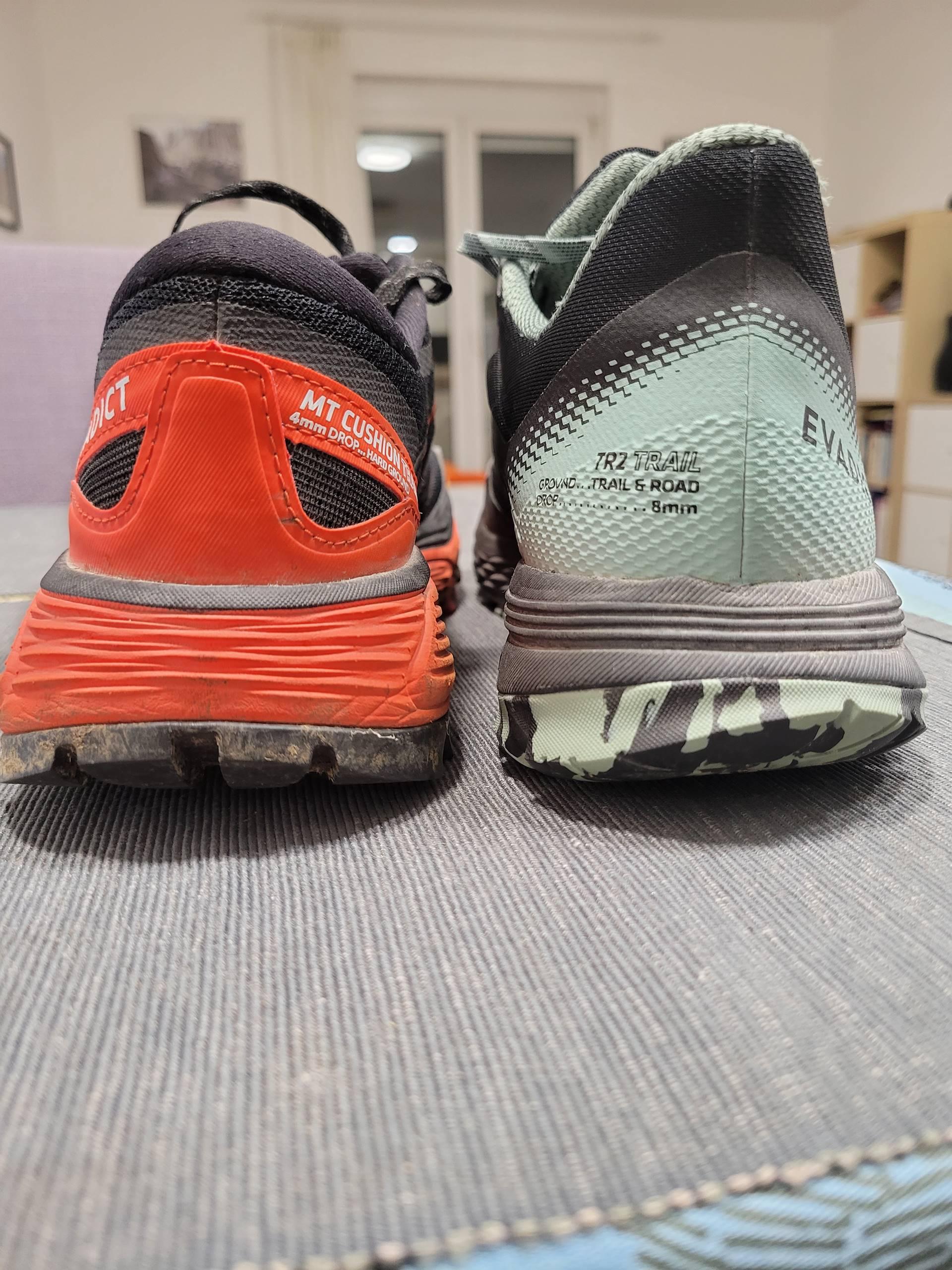 Evadict TR2 Trail futócipő teszt-1