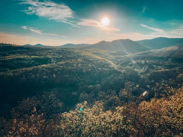 Kismaros - Királyrét, Nógrád-Diósjenő, régi katonai út - Királyrét